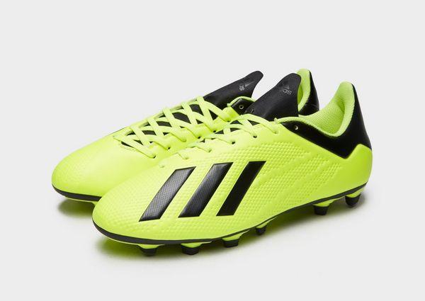 addidas x mens football boots black & yellow