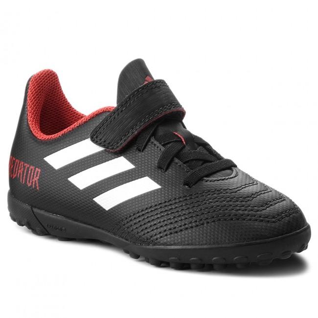 gran venta 5a76a 0f606 Adidas Predator Tango 18.4 Velcro Astro Turf Junior