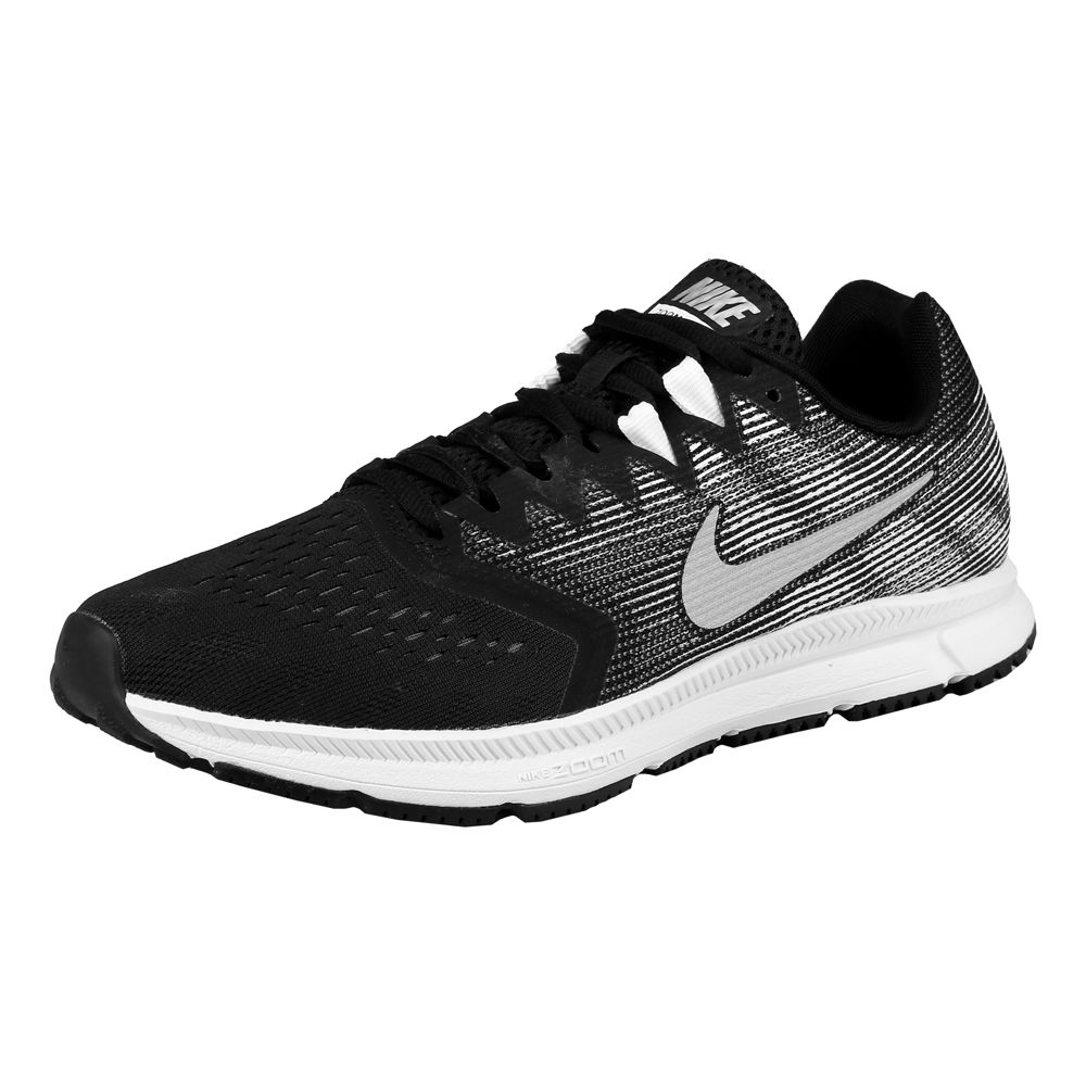7cc7db8cee5 Nike Zoom Span 2 W - Black-Silver