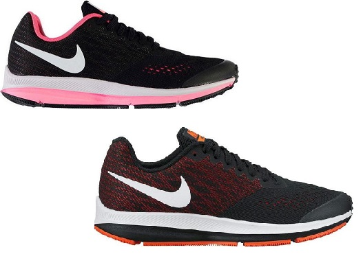 83bf3cca0a18 Nike Zoom Winflo 4 Running Shoes Junior
