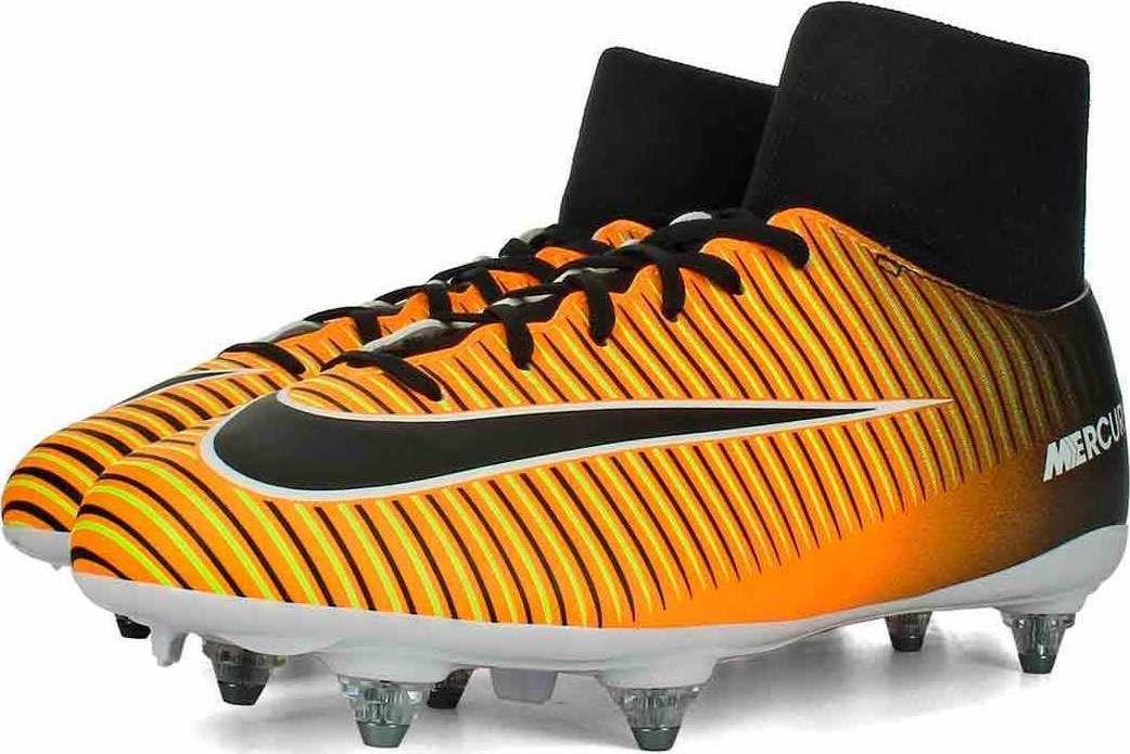 Nike Mercurial Victory VI DF SG - Orange-Black e960e071c7ad