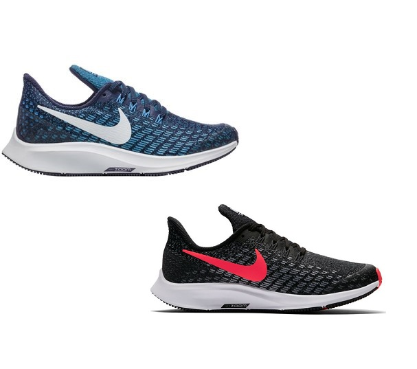 buy popular 5d785 20689 Nike Air Zoom Pegasus 35 Junior Running Shoes