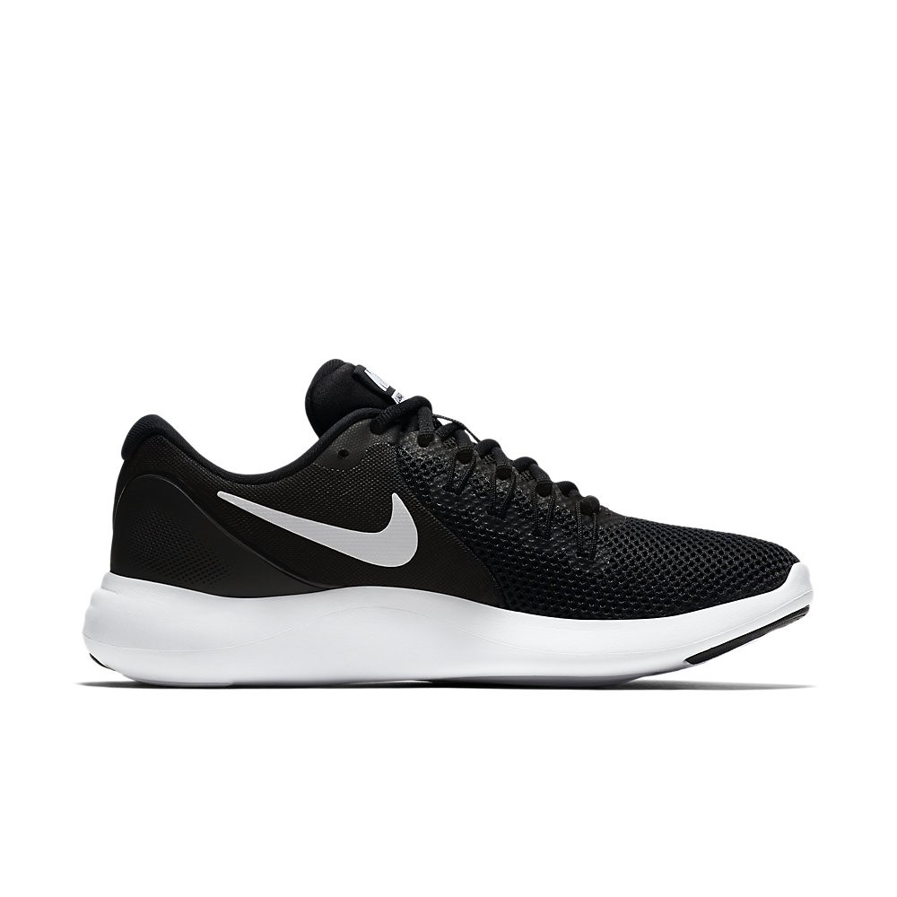7114ad96c8ab Nike Lunar Apparent Women s -Black-White-Grey