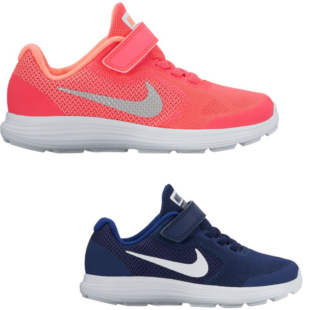 the latest 0ca92 310ea Compare. Nike Revolution 3 Junior Running ShoesTrainers Velcro