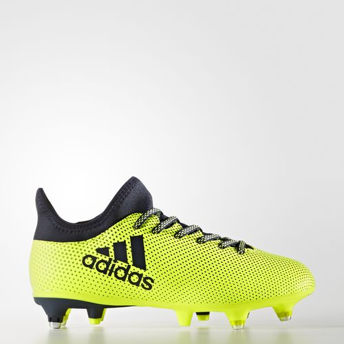 98f41808a74 Adidas X 17.3 Soft Ground Junior Football Boots