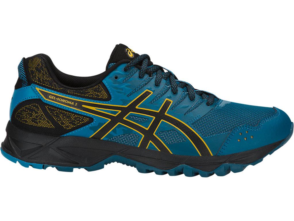 276f5a3096d5 Asics Gel-Sonoma 3 Men s Trail Running Shoe Trainer