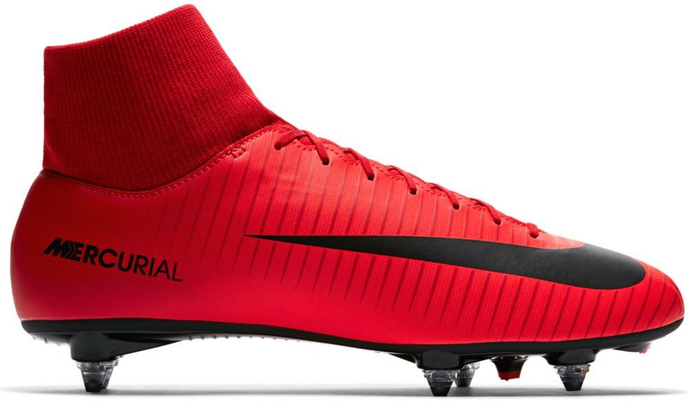 0bb452a6925a Nike Mercurial Victory V1 DF SG - Red
