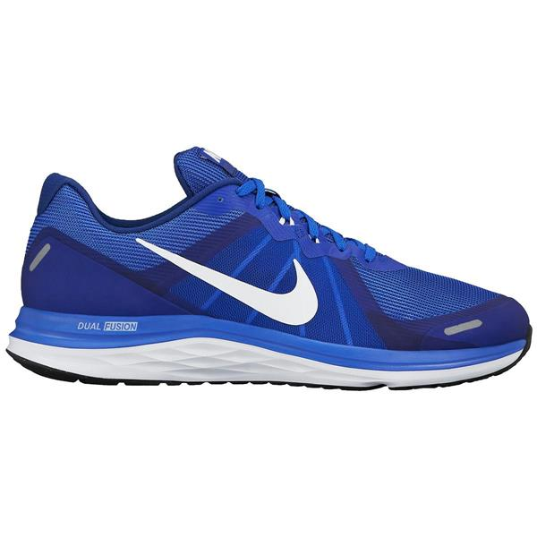 new product 1e304 99d78 Nike Dual Fusion X2 Men s Running Shoe Trainer