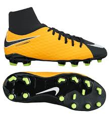quality design f9545 3ac75 Nike Hypervenom Phelon III DF FG Junior
