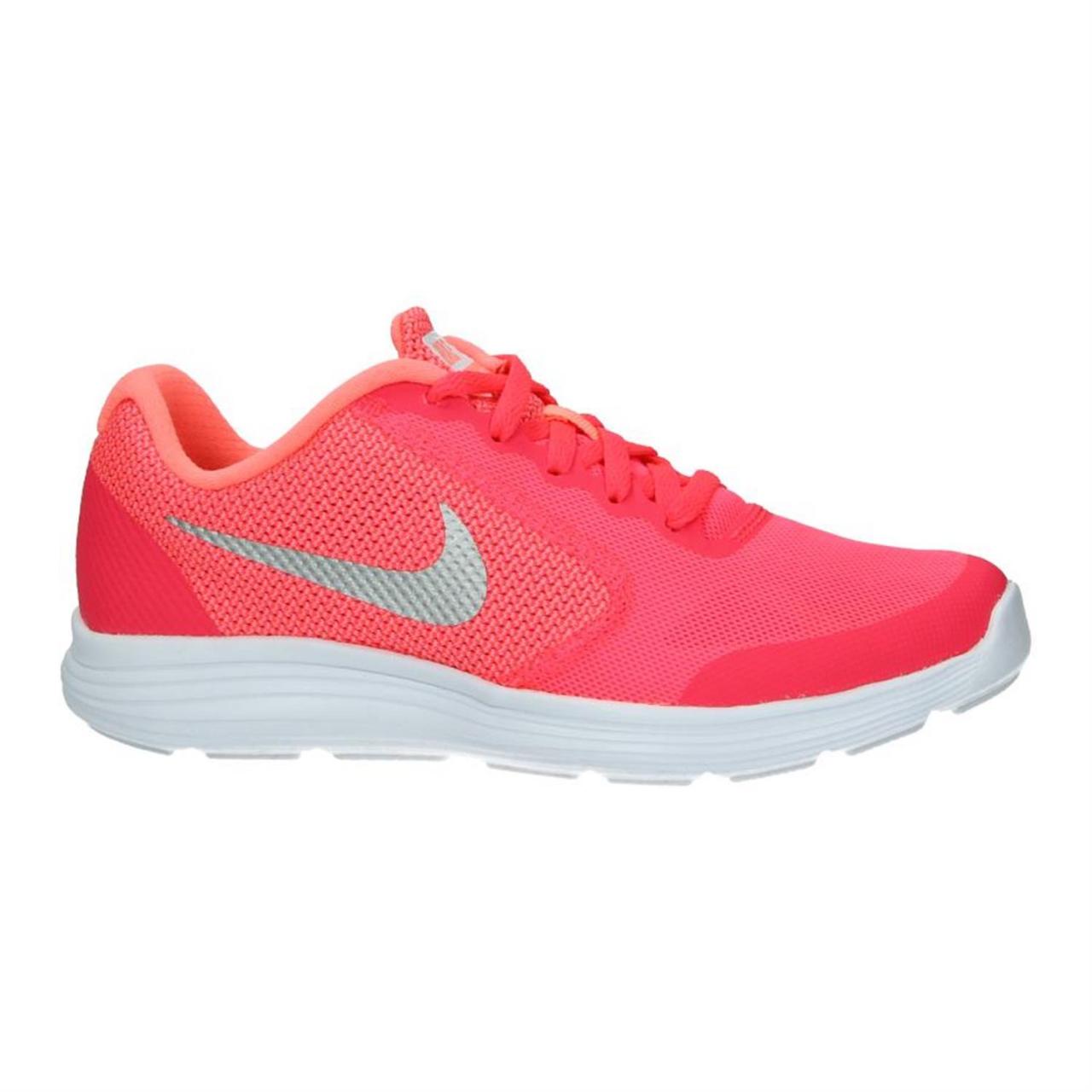 d9b1dbf6f24518 Compare. Nike Revolution 3 Junior Running Shoe
